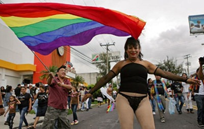 El Salvador Gay Pride Parade